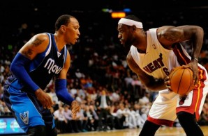 Shawn Marion Agrees To Join The Cleveland Cavaliers