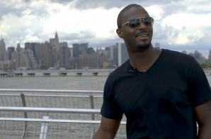 Plaxico Burress Talks Prison, Death & His Lost Legacy with VICE Sports (Video)