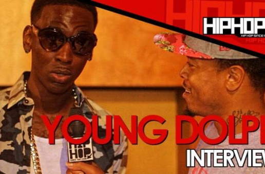 """Young Dolph Talks His """"American Gangster Tour"""", Advice From 2 Chainz & Gucci Mane And More (Video)"""