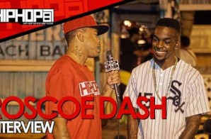 "Roscoe Dash Talks His New Project ""The Appetizer"", The ""Where's Roscoe"" Tour, His Acting Career & More (Video)"