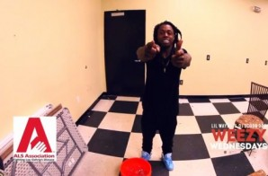 Weezy Wednesday – Lou Gehrig Tribute: Ice Bucket Challenge (Video)