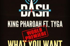Pharaoh Jackson – What You Want ft. Tyga