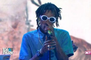 Wiz Khalifa – You & Your Friends (Live On 106 & Park) (Video)