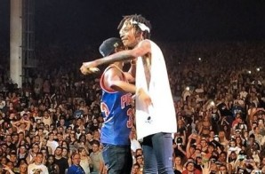 Wiz Khalifa & Big Sean – All Me (Live In Detroit) (Video)