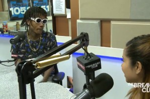 The Breakfast Club Talks Blacc Hollywood, Under The Influence Tour, Tyga & More w/ Wiz Khalifa (Video)