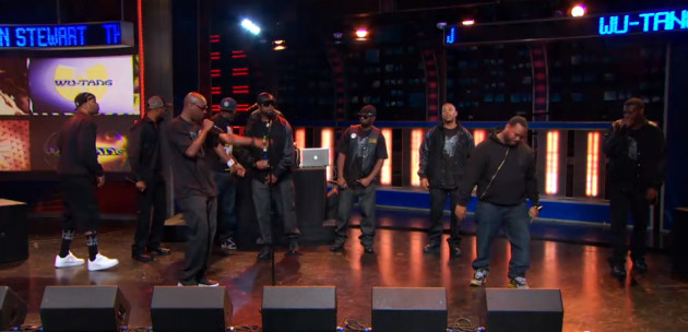 wu-tang-talks-history-performs-live-on-the-daily-show-with-jon-stewart-video-HHS1987-2014-1 Wu-Tang Talks History & Performs Live On The Daily Show with Jon Stewart (Video)