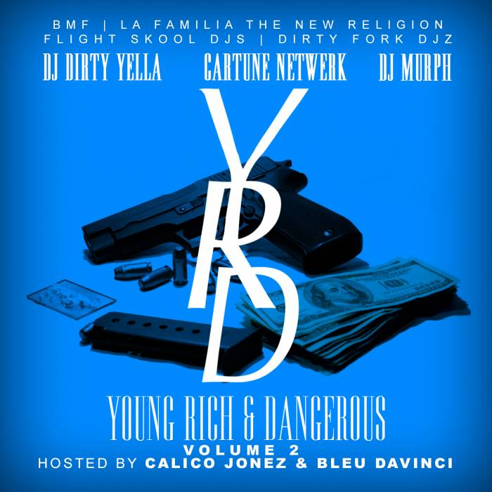 yrd part 2 calico Calico Jonez x Young Scooter   Dope Run