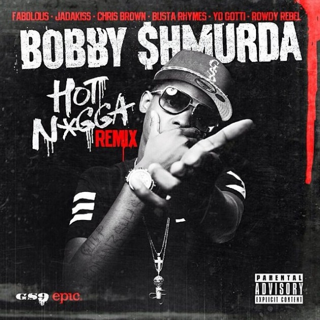 10539175_765628660141808_23928829_n-630x630 Bobby Shmurda – Hot Nigga (Remix) ft. Fabolous, Jadakiss, Busta Rhymes, Rowdy Rebel, Yo Gotti, & Chris Brown
