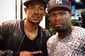 50 Cent Reveals New Marlon Wayans Collaboration & Writers For Season 2 Of His 'Power' Series!