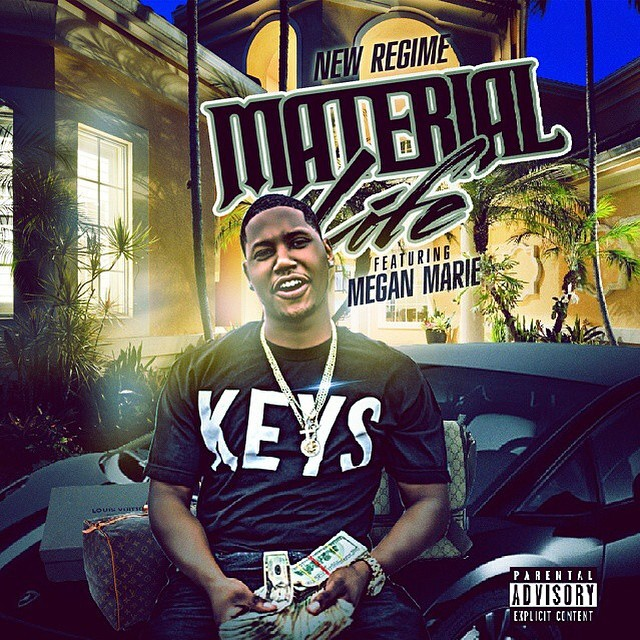 10643823_763138890410432_690597673_n Virginia Native, New Regime Liberates The Official Audio & Trailer For 'Material Life'!