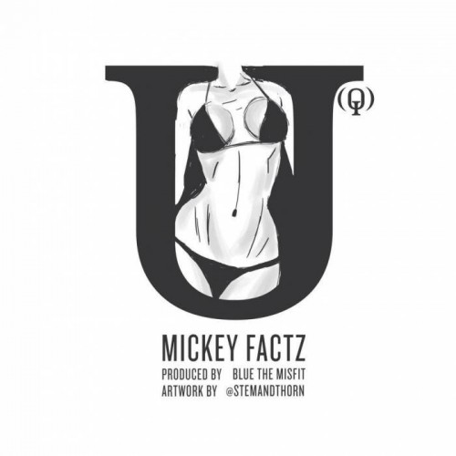 10670124_10152205450546199_4204311640529023183_n-500x500 Mickey Factz - U(Q) Ft. Erykah Badu (Prod. By Blue, The Misfit)