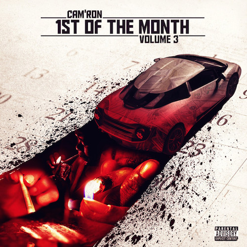 1stofthemonthvol3 Camron – 1st Of The Month (Volume 3) (EP)