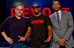 Diddy's Revolt TV Having Trouble Bringing Up Viewership