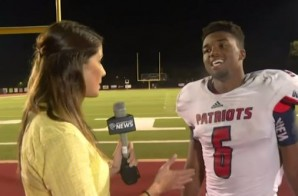 Apollos Hester Delivers The Greatest Post Game Speech Ever (Video)