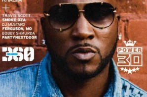 Jeezy Covers The Source Magazine Power 30 x Source 360 Edition