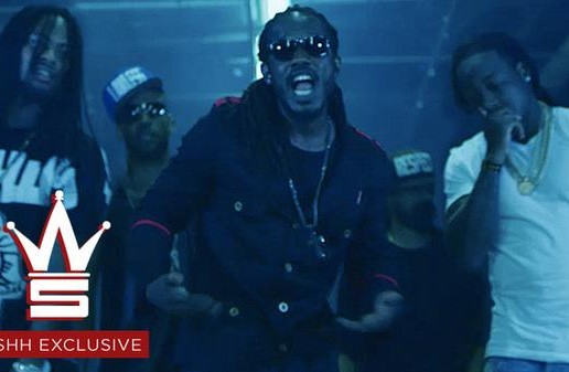 Wayne Marshall – Go Harder (Video) Ft. Ace Hood, Waka Flocka & Cham
