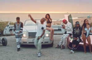 DJ Spinking – Adult Swim Ft Tyga, Jeremih & Velous (Video)