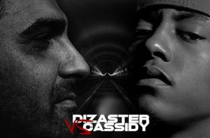 Cassidy Vs Dizaster Press Conference (Video)