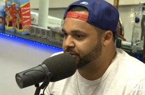 Joell Ortiz Talks 'House Slippers', Slowing Down On His Alcohol Intake & More w/ The Breakfast Club (Video)