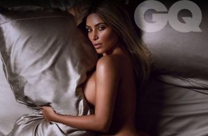 Kim Kardashian Covers GQ's 2014 'Woman Of The Year' Issue (Photos)