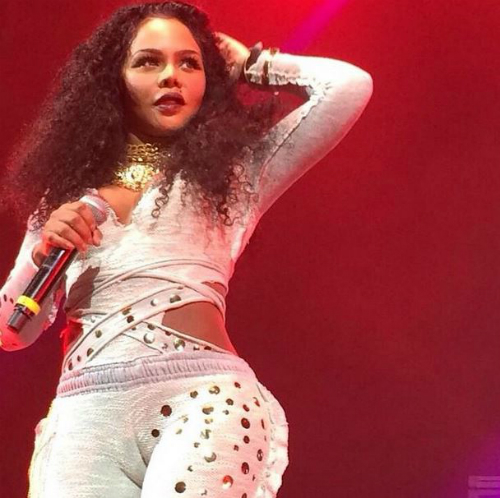 Lil_Kim_Source_360 Lil Kim Performs At Source 360 In Brooklyn (Video)