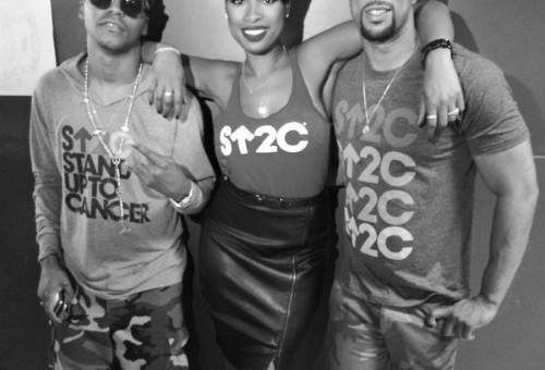 Common, Jennifer Hudson, & Lupe Fiasco Stand Up To Cancer (Video)