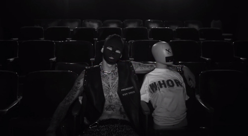 Machine Gun Kelly – Wanna Ball (Video)