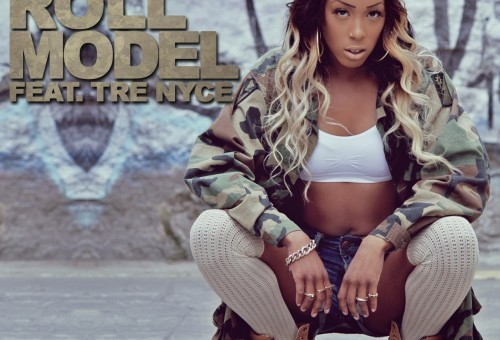 Janelle States – Roll Model Ft Tre Nyce (Video)