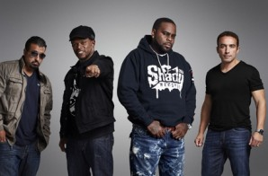 "Crooked I, Sway & King Tech Launch ""One Shot"" Hip Hop Competition"