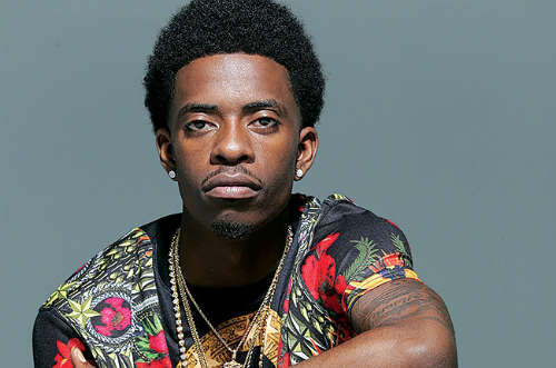 Rich Homie Quan Fights With Fans At Broner/Taylor Fight (Video)