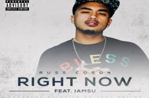Russ Coson – Right Now feat. IAMSU!
