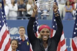 G.O.A.T: Serena Williams Wins Her 3rd Straight US Open