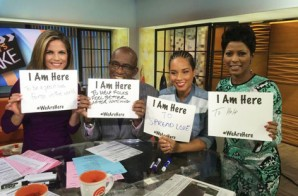 Alicia Keys Performs 'We Are Here' On The Today Show (Video)