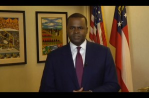 Atlanta Mayor Kasim Reed Endorses Think It's A Game Records Weekend (Video)