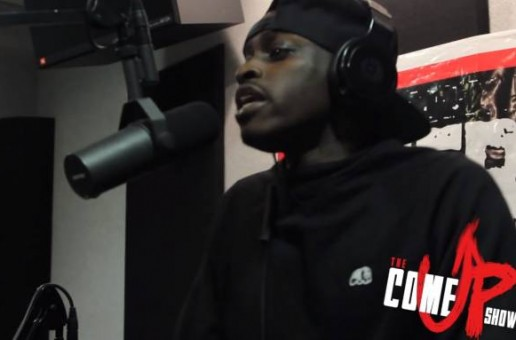 Pusha Feek – DJ Cosmic Kev Come Up Show Freestyle (Video)