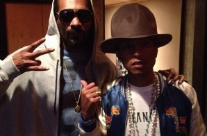Snoop Dogg Gives A Sneak Peak Of Unreleased Pharrell Collab