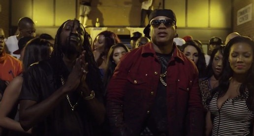 LL Cool J – The Hustler Ft. Mavado (Video)