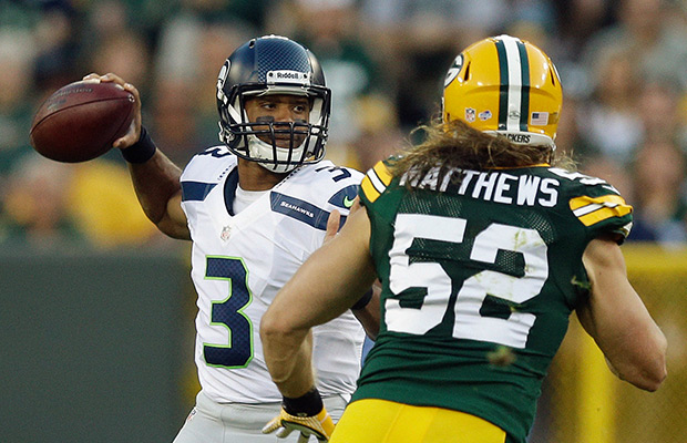 WP-SeahawksRussellWilson 2014 NFL Kickoff: Green Bay Packers vs. Seattle Seahawks (Predictions)