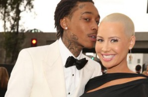 Amber Rose Reportedly Walked In On Wiz Khalifa With Another Woman