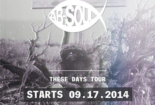"Win Tickets To See Ab-Soul's ""These Days Tour"" In Atlanta Via Fort Knox & HHS1987"