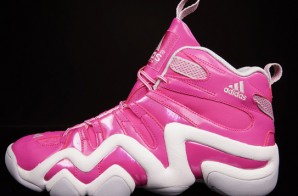 "Adidas Crazy 8 ""Breast Cancer Awareness"" (Photos)"