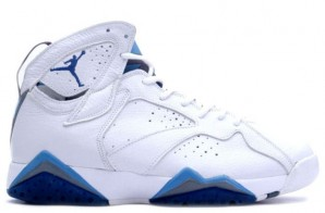 "Air Jordan 7 ""French Blue"" (Photos)"