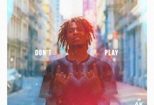AK (of The Underachievers) – Don't Play (Freestyle)