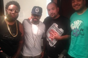 Jermaine Dupri & Royce Rizzy On Juan Epstein (Audio)