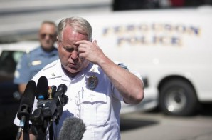 Ferguson Police Chief Tom Jackson Apologizes To Michael Brown's Parents & Protesters (Video)