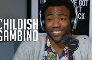 Childish Gambino – Peter Rosenberg Freestyle (Video)