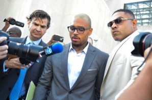 Chris Brown Pleaded Guilty This Morning To His D.C. Assault Case (Video)