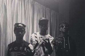 Future Performs With B.o.B. & Rae Sremmurd During The Fader & Vitamin Water Showcase in ATL (Video)