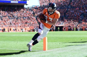 Denver Broncos WR Wes Welker Suspended Four Games For Taking Molly