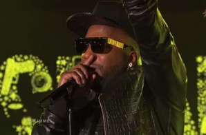 Jeezy – Holy Ghost (Live On Jimmy Kimmel) (Video)